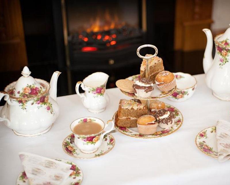 tea room galway